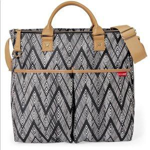 🧸 Skip Hop Duo Special Edition Diaper Bag 🧸